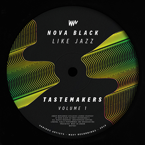 Nova Black - Like Jazz